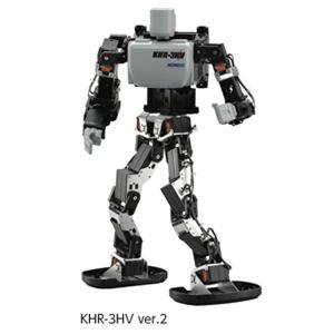 二足歩行ロボットキット KHR-3HV ver.2|suzumori