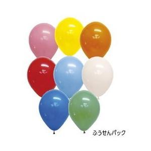 ゴム風船 (丸風船) ふうせん 100枚入 アソート|suzumori