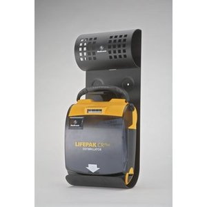 AED収納 壁掛け金具 【メドトロニック CR Plus専用】|suzumori