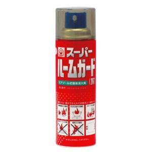 スーパールームガード IV エアゾール式簡易消火具|suzumori