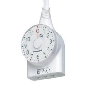 タイマーコンセント WH3111|suzumori