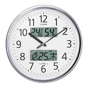 電波時計 カレンダージム(大きさ 350φ×49mm)|suzumori