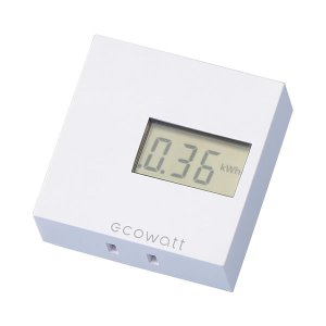 簡易型電力量表示器エコワット|suzumori