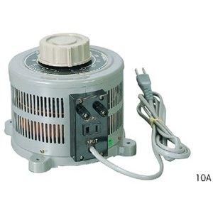 ボルトスライダー(単巻可変変圧器)5A|suzumori