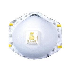3M 防じんマスク No.8511 DS2 10枚入|suzumori
