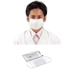 活性炭入キーメイトマスク E-200A(5枚入)|suzumori