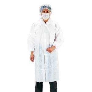 白衣3点セット 1301 LL 10セット(身長:170〜188cm)|suzumori