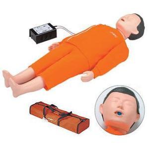 心肺蘇生 CPR 教育 訓練用 幼児モデル JAMYII-i ソフトケース付 suzumori