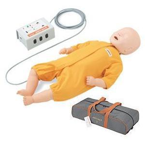 心肺蘇生 CPR 教育 訓練用 乳児モデル JAMYII-babyN ソフトケース付 suzumori