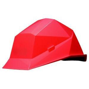 カクメット KAKUMET A-type R1 レッド 工事用 作業用 防災用 ヘルメット|suzumori