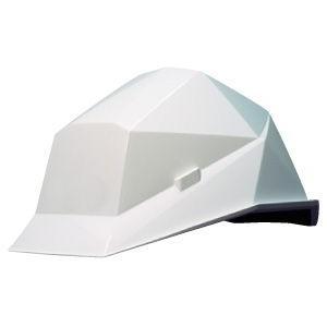 カクメット KAKUMET A-type W1 ホワイト 工事用 作業用 防災用 ヘルメット|suzumori