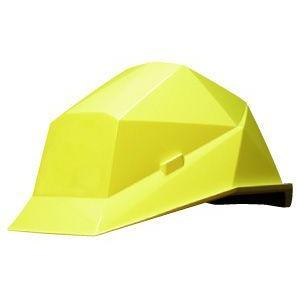 カクメット KAKUMET A-type Y1 イエロー 工事用 作業用 防災用 ヘルメット|suzumori