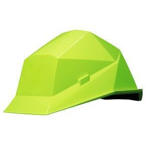 カクメット KAKUMET B-type LG1 ライムグリーン 工事用 作業用 防災用 ヘルメット|suzumori