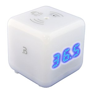【平日即日出荷可】非接触型 検温器 ドットキューブ dotCube 体温測定 スクリーニング機器 顔認証不要 検温 体温チェック 手をかざすだけ 約1秒で検温の画像