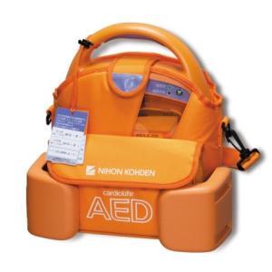 AED収納ホルダ KG-202V 日本光電 【壁掛け・壁面設置タイプ】|suzumori