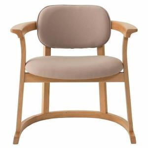 SEEDS かに座PLUS チェア ハイタイプ(椅子)ベージュ|suzumori