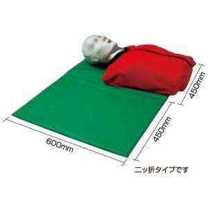トレーニングマット(スタンダード大)無地 心肺蘇生訓練用マット suzumori