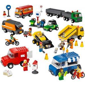 LEGO レゴ はたらく車セット 9333 国内正規品 V95-5418 suzumori