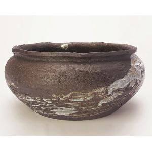 信楽焼陶器 水鉢 雲海 (うんかい)|suzunet-sho
