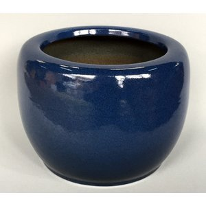 信楽焼焼陶器 生子火鉢 10号 7081-04|suzunet-sho