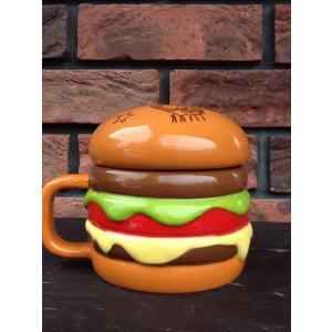 ハンバーガーマグカップ/トイストーリー suzuyatoy