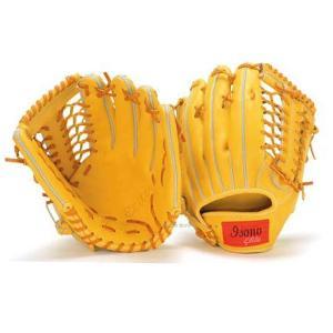 ●商品名:イソノ isono 野球 軟式 グローブ 一般 グラブ ELITE SERIES 外野用 ...