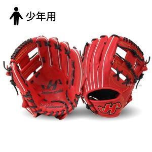 ●商品名:ハタケヤマ hatakeyama ジュニア用 野球 軟式 グローブ 一般 グラブ TH-J...