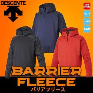 ●商品名:デサント Descente バリアフリース ジャケット パーカー 長袖 DBX-2760 ...