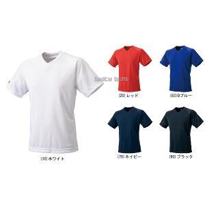 ●商品名:SSK エスエスケイ Vネック Tシャツ 半袖 BT2260 ウエア ウェア ssk ファ...