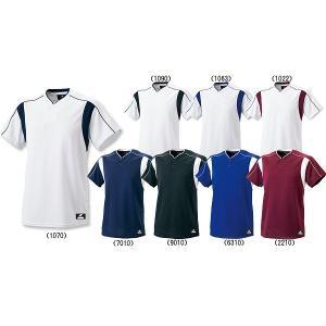 SSK エスエスケイ Tシャツ 2ボタン ベースボール Tシャツ BW2080 ウエア ウェア ssk ファッション 野球用品 スワロースポーツ