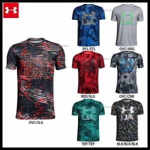 アンダーアーマー UA ウェア ヒートギア UA テック Tシャツ メンズ 少年用 1306088 ウェア ランニング ジョギング 運動 夏 合宿 涼しい 野球用品 スワロースポー