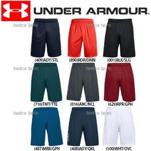 あすつく アンダーアーマー UA ウェア ヒートギア UA TECH GRAPHIC SHORT ハーフパンツ メンズ スポーツ 1306443 野球用品 スワロースポーツ