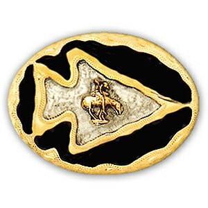 コロラドシルバースター (Colorado Silver Star)バックル 3900/53|swam