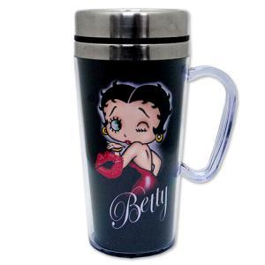 ベティブープ (Betty Boop) トラベル マグ BBSP17202|swam