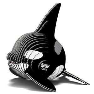 3D パズル EUGY Orca(オルカ) DL-EG-020|swam
