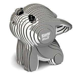 3D パズル EUGY Wolf(ウルフ) DL-EG-040|swam