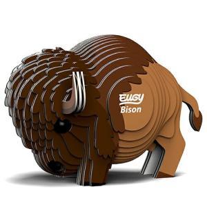 3D パズル EUGY Bison(バイソン) DL-EG-045|swam
