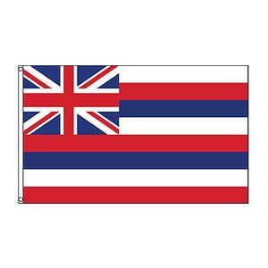 3x5 ft フラッグ Hawaii Flag F-STHI|swam