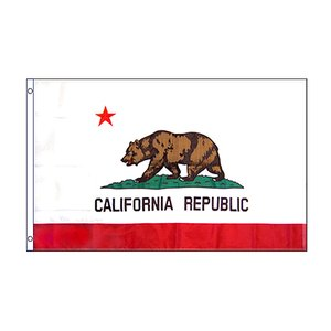 3x5 feet フラッグ California Flag F-STCA|swam