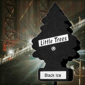 リトル・ツリー (Little Tree) アンテナトッパー ブラック・アイス LT-KC-AT-003 swam