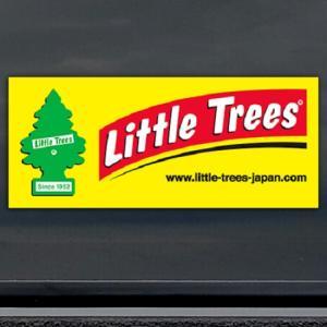 リトル・ツリー (Little Tree) ステッカー バナー ロゴ LT-RB-ST-001 swam