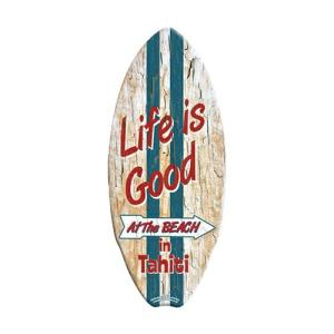 ミニ サーフ ボード Life is Good MSB016 swam