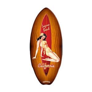 ミニ サーフ ボード Surf Pin Up MSB043 swam