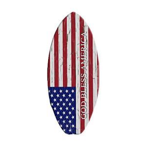 ミニ サーフ ボード American Flag MSB082 swam