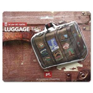 ラゲッジ タグ スーツケース PTG-0113|swam