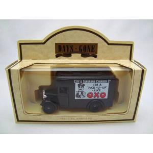 英国製 ミニカー 説明カード&箱付き DAYS GONE シリーズ|swan-antiques