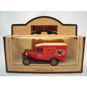 英国製 ミニカー DAYS GONEシリーズ 箱&説明カード付  ロバートソンゴールデンシュレッド |swan-antiques