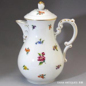 フッチェンロイター HUTSCHEN REUTHER  コーヒーポット マリア・テレジア Lサイズ 未使用|swan-antiques
