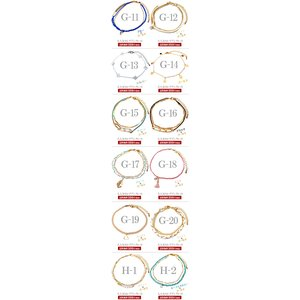 アンクレット メンズ レディース つけっぱなし ペア お揃い カップル ミサンガ サーフ系 ハワイアン ターコイズ 紐 シルバー ゴールド ブレスレット ank-bc|swan-hoseki|13