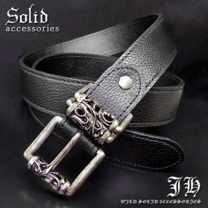 belt3 完全限定品 超激レア 3ローラーバックルベルト|swan-hoseki